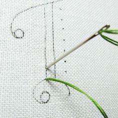 3 Quick Ways to Start Embroidery Threads without a Knot