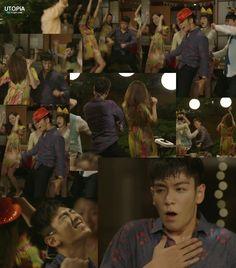 TOP // Secret Message #korean #drama