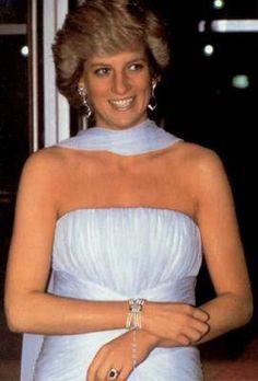 Princess Diana Miss Saigon Musical _ 19 septembre 1989