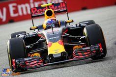 Max Verstappen, Red Bull, Formule 1 Grand Prix van Singapore 2016, Formule 1