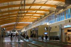 raleigh durham airport | Raleigh-Durham Airport Terminal 2 | Arup | A global firm of consulting ...