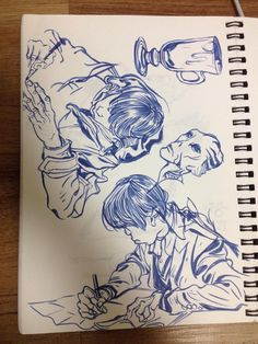 Sketch Comic Character, Character Concept, Character Design, Dynamic Poses, The Dark Crystal, Dip Pen, Quick Sketch, Medium Art, Artsy Fartsy