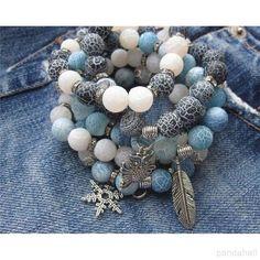 Handmade Natural Gemstone Bracelets | PandaHall Beads Jewelry Blog