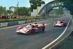 Sports Car Racing, Race Cars, Auto Racing, Le Mans, Course Automobile, Ferrari Racing, Classic Sports Cars, Slot, Vintage Cars