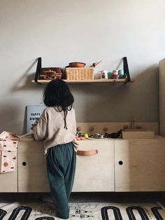 @A suivre : Playfulmodernkids | MilK Deco Kids, Cool Kids Rooms, Montessori Bett, Freezing Cold, Modern Kids, Kids Corner, Kid Spaces, Toddler Rooms, Kids House
