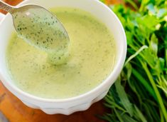How to Make Homemade Green Goddess Dressing