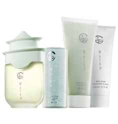 On sale now: $14.99 four piece set. The following link should take you to my Avon site. Free shipping with qualifying orders   www.youravon.com/tdevoll