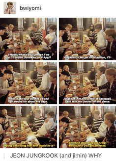 Wth jimin. Jungkook you're not supposed to agree xD