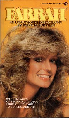 -FARRAH FAWCETT Farrah: An Unauthorized Biography USA Book