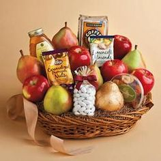Kosher Gift Basket Deluxe - Harry and David  $99.95