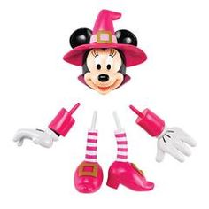 Disney Minnie Mouse Pumpkin Push-Ins $12.99  Be sure to shop the darker side of Avon with on youravon.com/GothicMoms