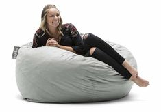 Looking for bean bag chair? Here are 11 best bean bag chairs. We just tested and short-listed for you. These chairs are comfortable and long lasting. Large Bean Bag Chairs, Large Bean Bags, Cool Bean Bags, Kids Bean Bags, How To Make A Bean Bag, Best Computer Chairs, Stuffed Animal Storage, Ecommerce Website Design, Chair Price