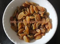 """According to principles of ayurveda Vitis vinifera or grape has the body cooling properties. Hence its use in burning micturition  (burning sensation while passing urine) is very well appreciated. Soak 8-10 raisins 9dried grapes) overnight in a cup of water. Next day morning blend these with same water and consume in empty stomach. This helps in conditions like cystitis or """"infection urinaire""""."""
