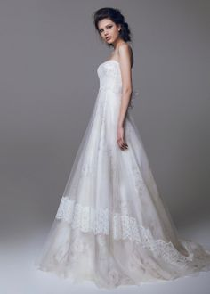 vestido de novia, bridal dress, Blumarie