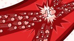 Physics Valentines | symmetry magazine and Antivalentines too!