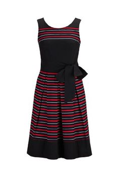 eShakti Women's Banded stripe cotton dress 4X-28W Regular Black/red/white eShakti http://www.amazon.com/dp/B00J11EQ86/ref=cm_sw_r_pi_dp_HyTTtb168HR1RNHY