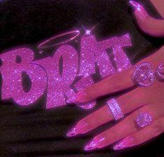 Pink Tumblr Aesthetic, Iphone Wallpaper Tumblr Aesthetic, Aesthetic Pastel Wallpaper, Purple Aesthetic, Aesthetic Wallpapers, Pink Glitter Wallpaper, Pink Wallpaper Iphone, Retro Wallpaper, Tout Rose