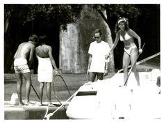 Vintage photo of Princess Caroline of Monaco and Stefano Casiraghi | eBay
