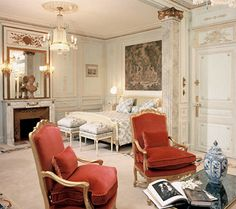 Fashion's Most Wanted: The Coco Chanel Suite @ Ritz Paris
