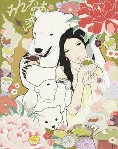 yumiko kayukawa いろんなお茶/IRONNA OCHA (Many Kind of Teas)