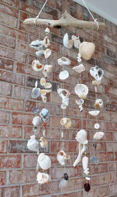 MENTŐÖTLET - kreáció, újrahasznosítás: Kagylós, csigaházas ötletek