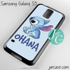 sticth ohana Phone case for samsung galaxy S3/S4/S5