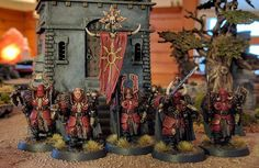 Warhammer Aos, Warhammer Fantasy, Warhammer 40000, Chaos Legion, Wonders Of The World, Minis, Darkness, Warriors, Sculpting