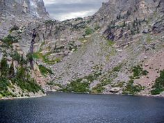 ProTrails   Bear Lake Trailhead: Nymph, Dream & Emerald Lakes, Photo Gallery, Rocky Mountain National Park, Colorado