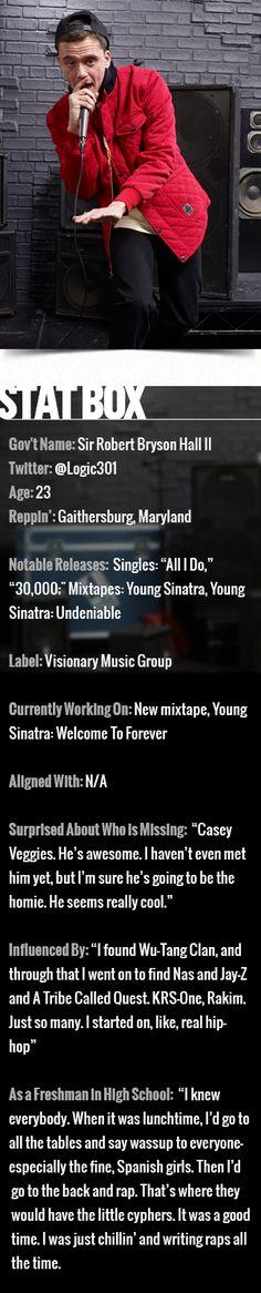 Logic (Rapper) - XXL Freshman 2013
