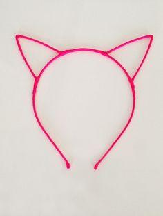 the | kitty kitty | headband