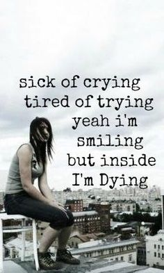 We all feel this way sometimes.
