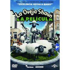 La oveja Shaun: La película (DVD)