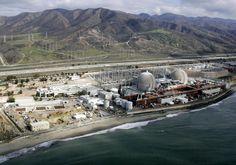 San Clemente Power Plant