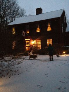 I Heart New England: Christmas in Connecticut (Part Two)