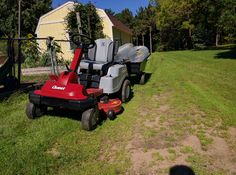 Exmark Mowers 185421709641195458 - My latest addition. This mower is one of the best cutting ZTR's I have owned. Source by toolboxhero Best Lawn Tractor, 42 Inch, Lawn Mower, Tractors, Outdoor Power Equipment, Deck, Good Things, Lawn Edger, Grass Cutter