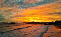 Impresionante amanecer hoy (30/01/13) en #Santander #Cantabria #Spain ¡Gracias @Miguel A. Miguélez!