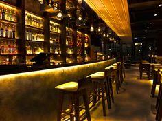 Quinary Cocktail Bar, Hong Kong