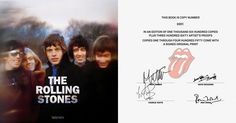 Taschen anuncia un libro sobre los Rolling Stones en edición limitada de US$ 5000