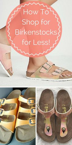 Shop blogger favorite, Birkenstock sandals, at discounts you won't believe. Download the app and get this summer's hottest trends at up to 70% off retail! Hurry - don't miss out! Deals are going fast!