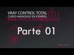 https://www.facebook.com/adanmq Vray Control Total - Curso completo en español - Parte01: Curso completo sobre Vray 3.1 y 3D Studio MAX destinado a personas ...