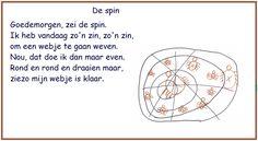 De spin - opzegversjes - digibordonderbouw.nl