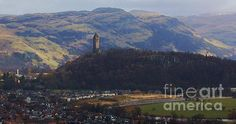 The Wallace Tower Stirling ©Courtney Dagan