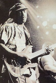 Eddie Hazel - He may be the most underrated guitarists on Earth; his psychedelic solos are simply jaw-dropping. His style was full of blues rock but also classical R&B. Rolling Stones, Bootsy Collins, Parliament Funkadelic, Funk Bands, George Clinton, Best Guitarist, List Of Artists, Afro Punk, Rock Legends