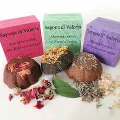 Cookies, Chocolate, Desserts, Plastic, Natural, Damascus, Pink, Solid Shampoo, Oatmeal