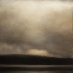 Atmospheric paintings by Bellingham WA based artist Sharon Kingston. Paintings inspired by poetry and the atmosphere of the Pacific Northwest.