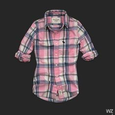 womens plaid shirt - Google Search