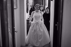 The smile of bride, her dress...  Wedding photography puglia mangionephoto ottavio omdavision bride dress smile