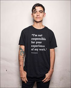 JD Samson by Mari Juliano