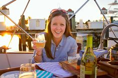 Shatterproof + Customized Wine Glasses for the Boat by Govino | lahowind.com