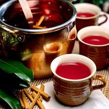 Hot Berry Cider perfect for Mabon!